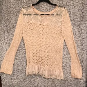 Tops - BKE lace top